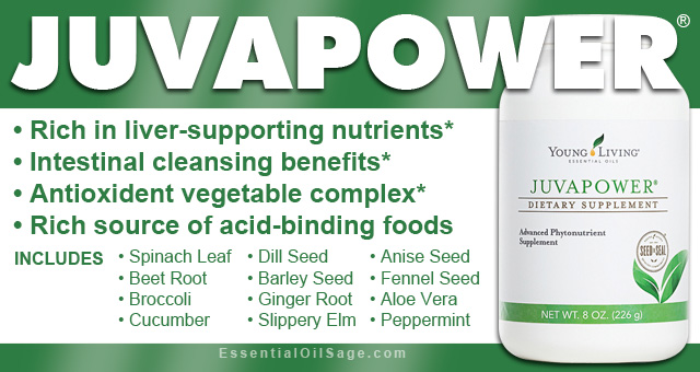 Young Living JuvaPower