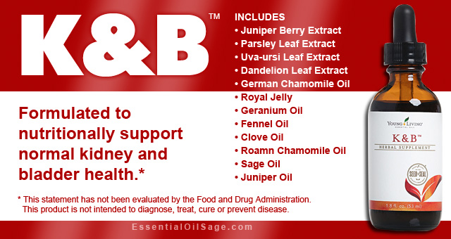 Young Living K&B Tincture