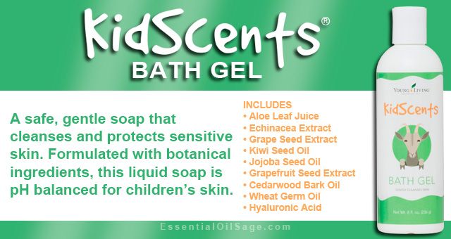Young Living KidScents Bath Gel