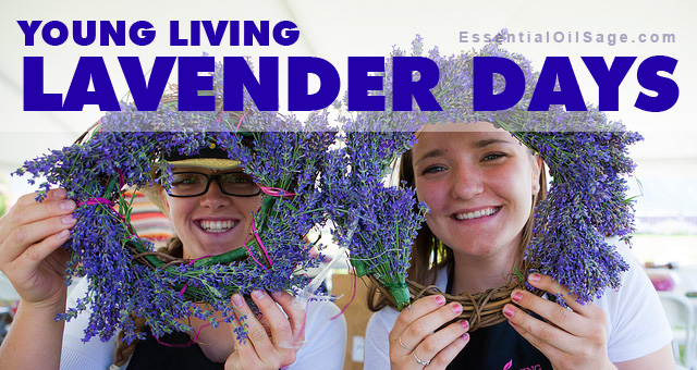Lavender Days Mona Utah