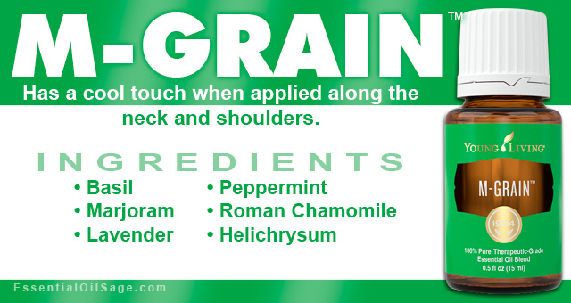 Young Living M-Grain Oil