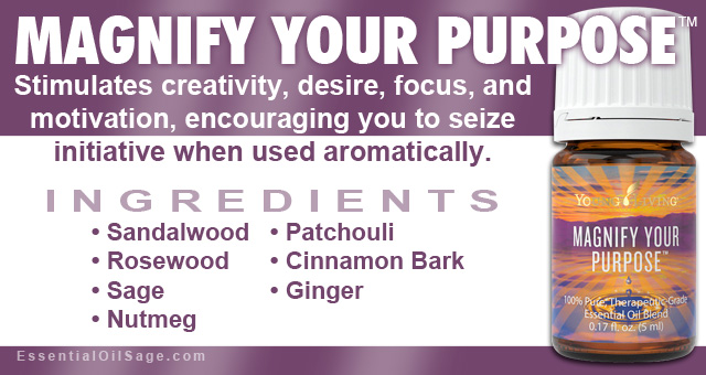 Young Living Magnify Your Purpose Oil
