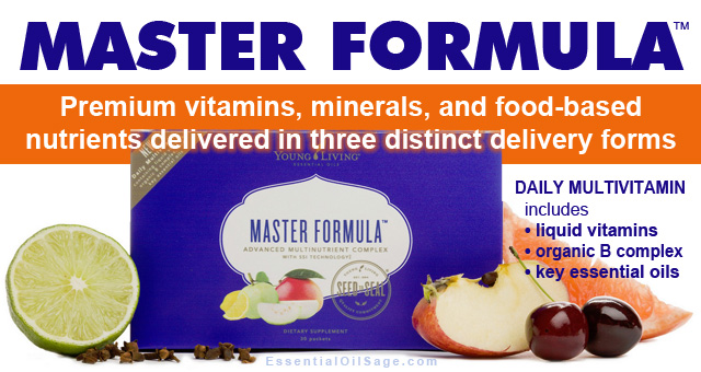Young Living Master Formula Multivitamin