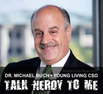 Mike Buch: Talk Nerdy To Me