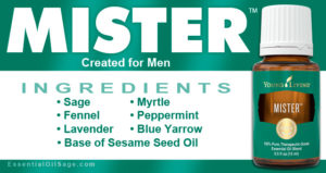 Young Living Mister Oil