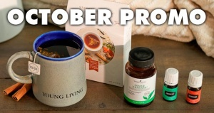 Young Living OCTOBER 2020 Promo