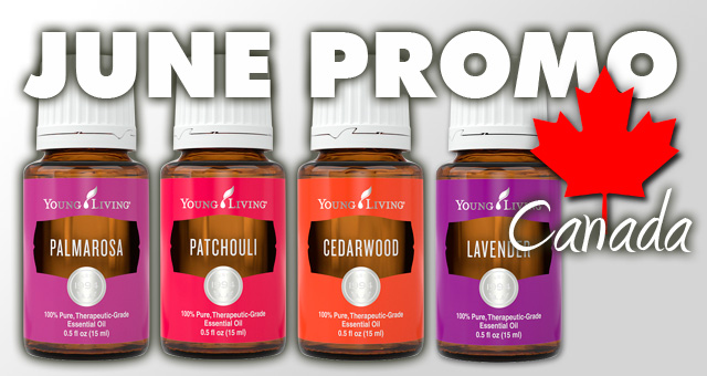 Young Living Canada January Promotion