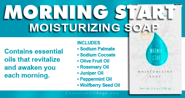 Young Living Morning Start Moisturizing Soap