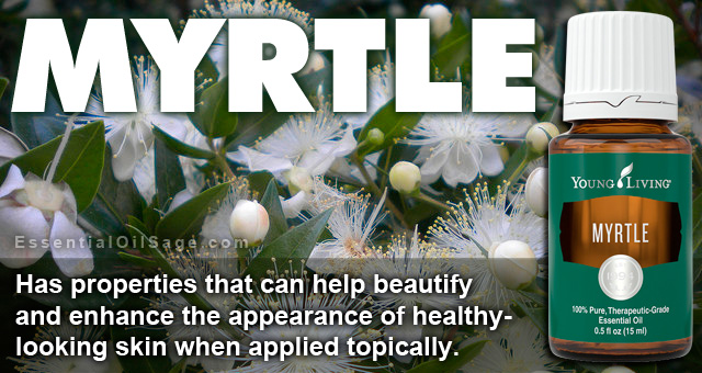 Young Living Myrtle Oil