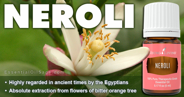 Young Living Neroli Oil