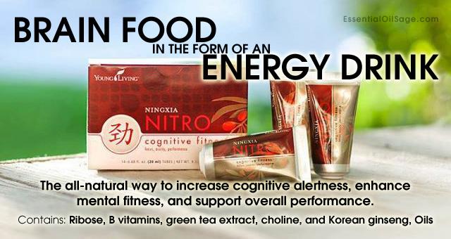 Ningxia NITRO Energy Drink