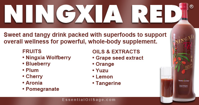NingXia Red Goji Juice
