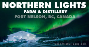 Young Living Northern Lights Farm, Fort Nelson, BC, Canada