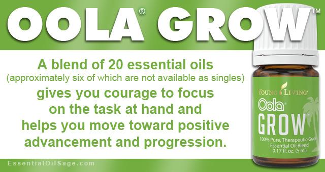 Oola Grow Essential Oil