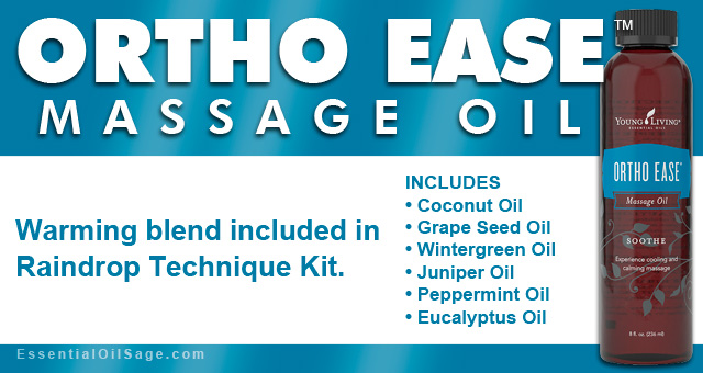 Young Living Ortho Ease Massage Oil