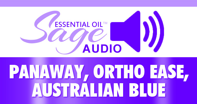 Audio: Panaway, Ortho Ease, Australian Blue