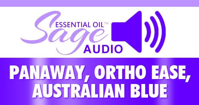 Audio: Panaway, Ortho Ease, Australian Blue
