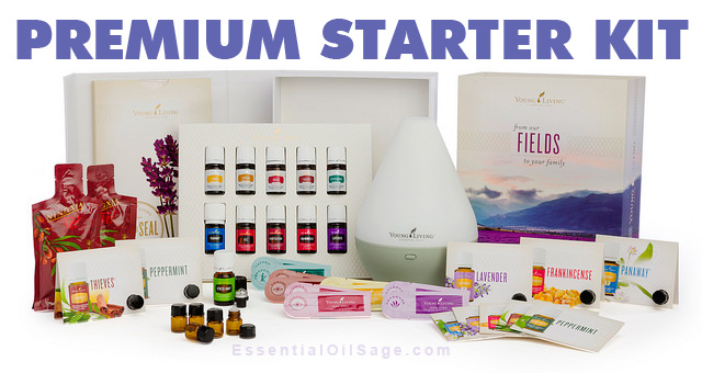 Young Living Premium Starter Kit Dew Drop