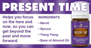 Young Living Present Time Oil
