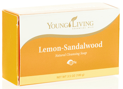 Bar Soap: Lemon-Sandalwood
