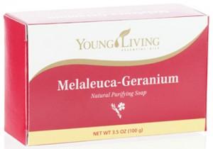 Melaleuca-Geranium Bar Soap