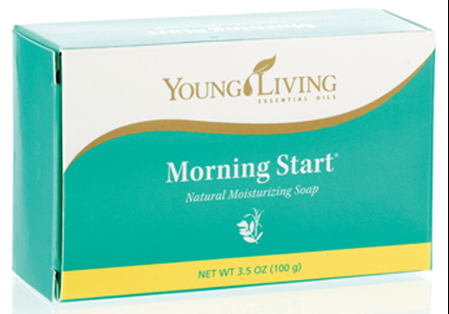 Bar Soap: Morning Start