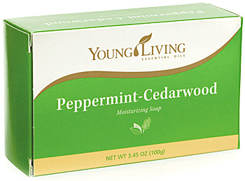 Bar Soap: Peppermint-Cedarwood