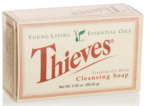 Bar Soap: Thieves