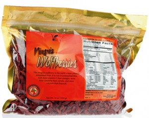 Ningxia Wolfberries