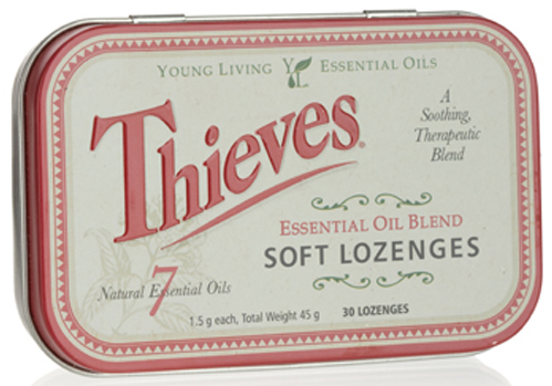 Thieves Soft Lozenges