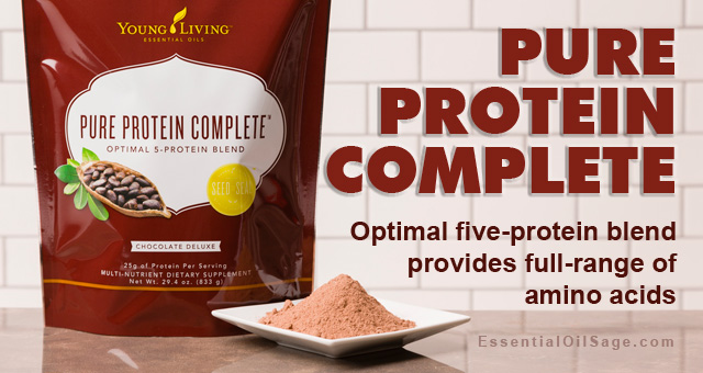 Chocolate Deluxe Pure Protein Complete