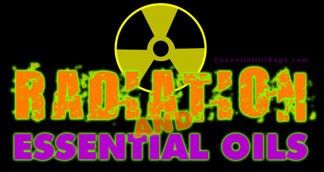 Essential Oils and radiation