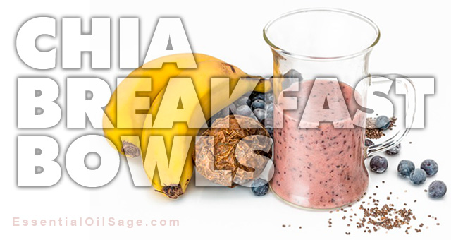 5 chia breakfast recipes