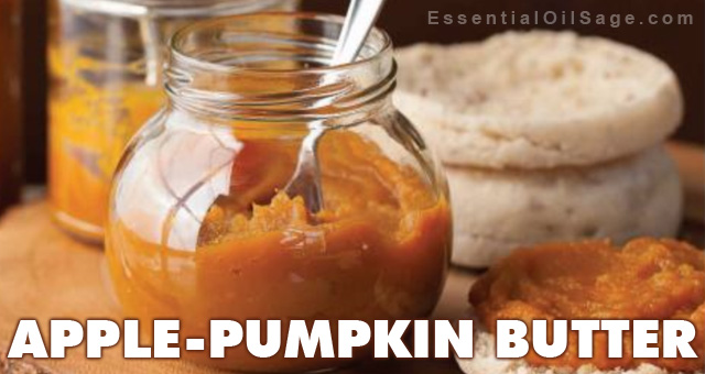 Recipe: Apple-Pumpkin Butter