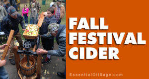 Recipe: Fall Festival Cider