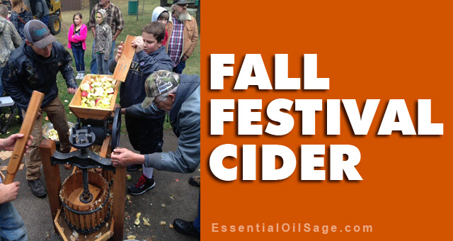 Recipe: Fall Festival Cider