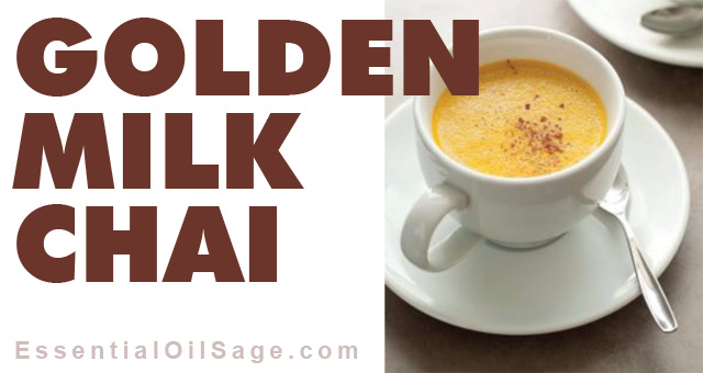 Golden Milk Chai Recipe