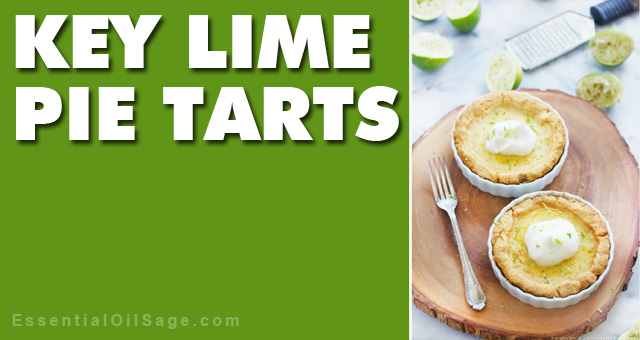 Recipe: Key Lime Pie Tarts