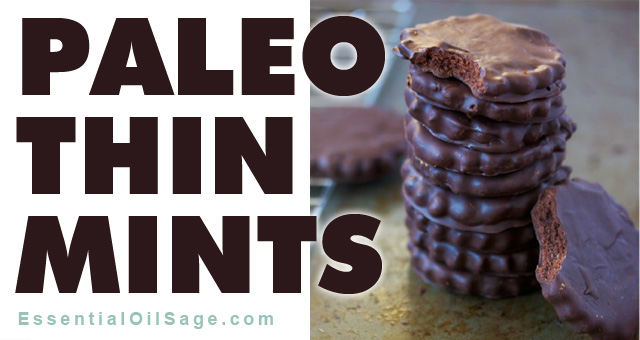 Recipe: Paleo Thin Mints