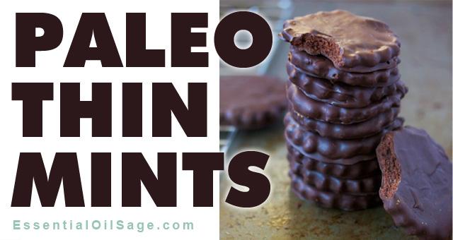 Recipe: Paleo Thin Mints