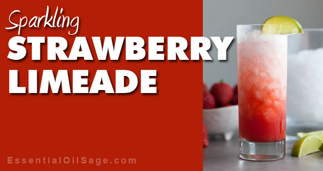Recipe: Strawberry Limeade