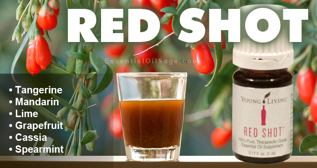 Red Shot Essential Oil