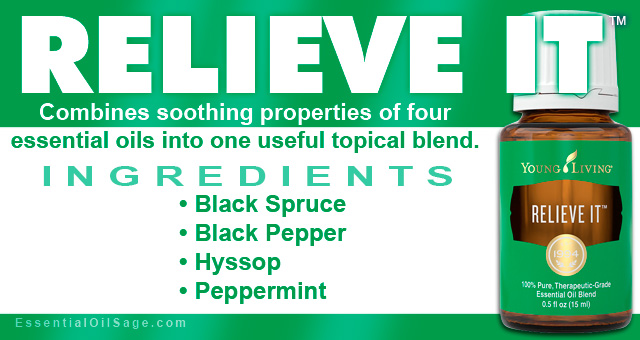 Young Living Relieve It Oil