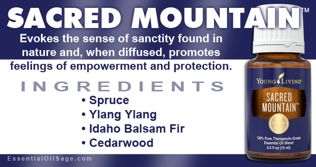 Young Living Sacred Mountain Oil