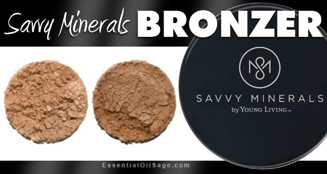 Young Living Savvy Minerals Bronzer