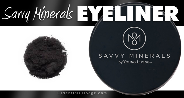 Young Living Savvy Minerals Eyeliner
