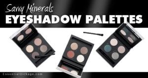 Savvy Minerals Eyeshadow Palette