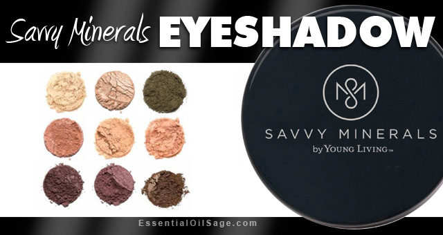 Young Living Savvy Minerals Eyeshadow