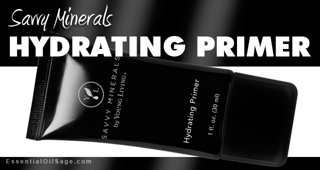 Young Living Savvy Minerals Hydrating Primer