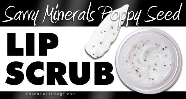 Savvy Minerals Lip Scrub